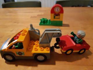 Lego Duplo Camión Grúa