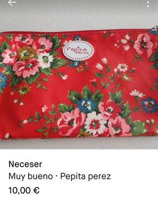 Neceser Pepita Pérez