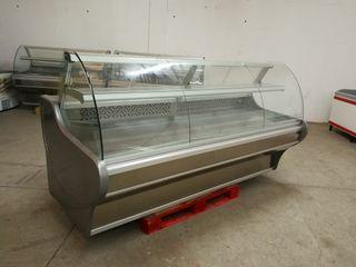 vitrina frigorífica 2.50m infrico