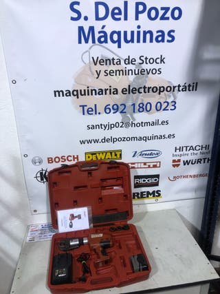 Virax m20 prensa multicapa lion