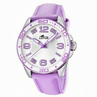 Reloj marca Lotus nuevo mujer
