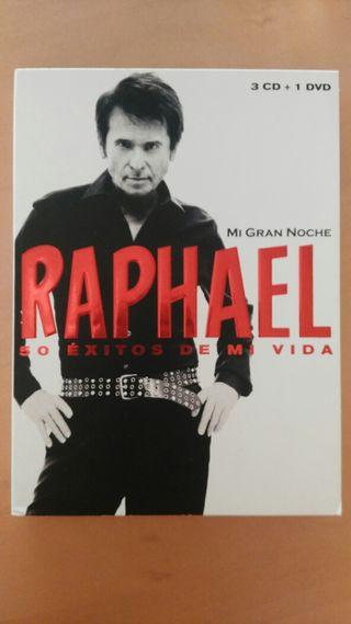 CD y DVD Raphael