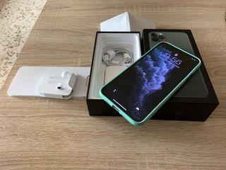 Iphone 11 Pro Max 64 gb verde noche reestreno