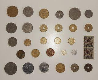 Monedas y Sellos Antiguos
