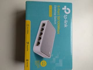 Switch tp-link 10/100mbps