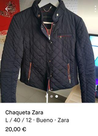 Chaqueta Zara