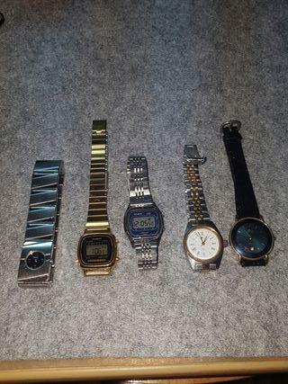 lote relojes mujer