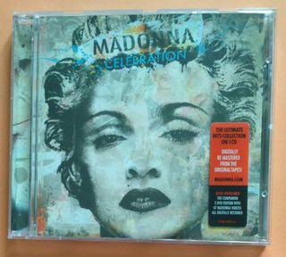 MADONNA , CELEBRATION CD (2009)