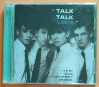 TALK TALK , THE COLLECTION CD (2000)