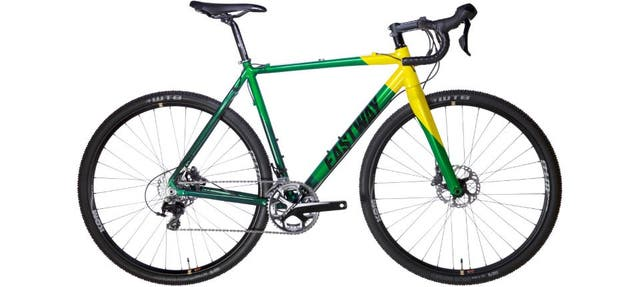 Bicicleta gravel/ciclocross eastway balun c2