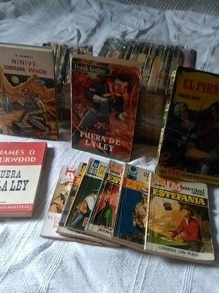 Novelas para coleccionista.
