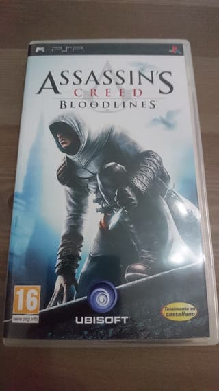 Videojuego Assassin's Creed Bloodlines