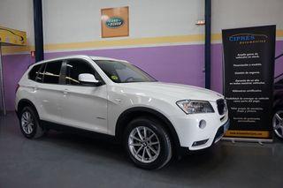 BMW X3 S-DRIVE 18d 2.0 - 143cv -