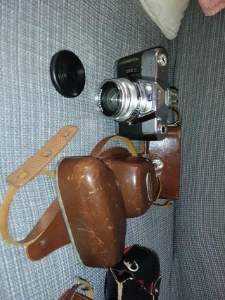 camaras antiguas Voihander/Kodak