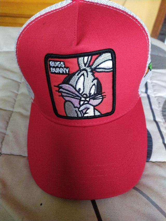 gorra bugs bunny