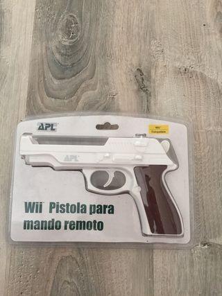 Pistola para la Wii