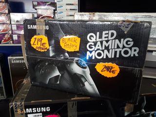 """SAMSUNG 27"""" HD LED Monitor - CFG73"""