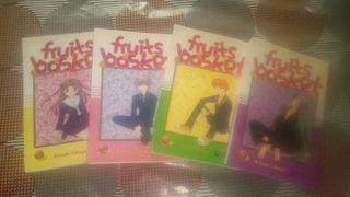 cómics japoneses fruits basket