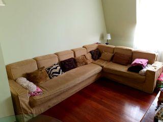 sofa esquinero con arcon