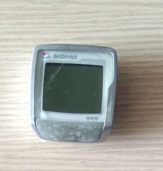 cuentakilómetros bicicleta