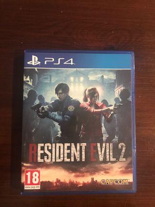 Resident Evil 2. Remake