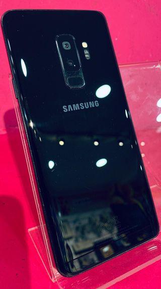 SAMSUNG S9+ NEGRO