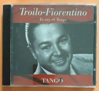 TROILO FIORENTINO, YO SOY EL TANGO CD (1998)