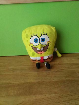 Bob esponja peluche blandito