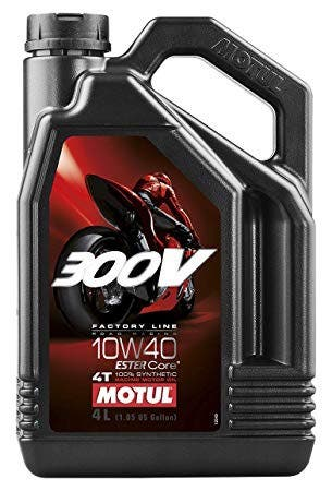 MOTUL 300V FL ROAD RACING 10w40