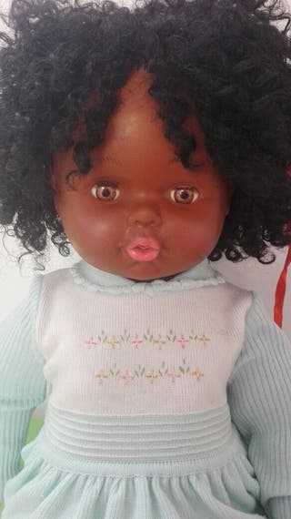 muñeca dulzona negrita
