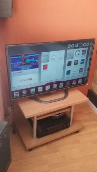 """Televisión Smart-tv LG led 42"""" pulgadas"""