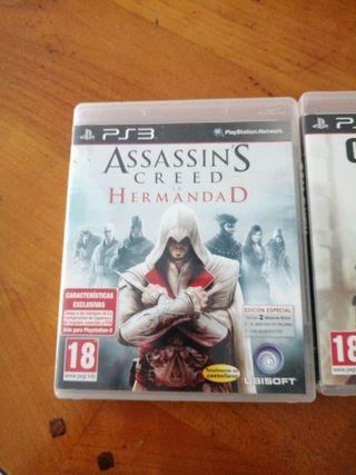 PACK VIDEOJUEGOS PS3