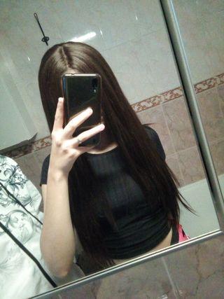peluca super natural