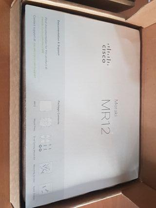 cisco meraki MR12 nuevo