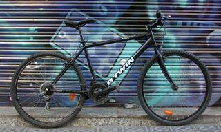 Bicicleta decathlon de montaña barata