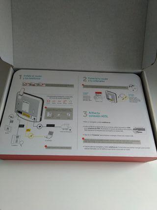 Router wifi con módem usb