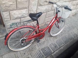 bicicleta para chicas