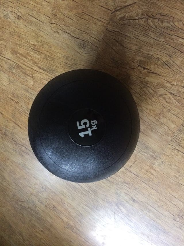 Medicine Ball - Slam Ball Workout Crossfit 15kg