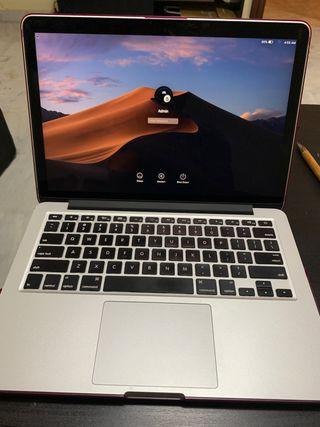 "2015 MacBook Pro 13"" 8gb 512g SSD"