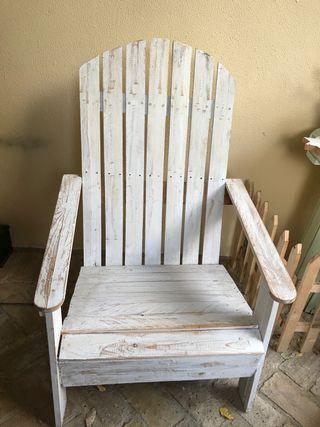 sillón jardín
