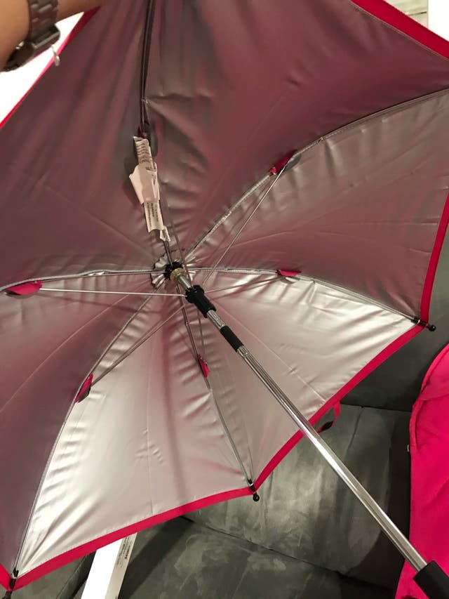 Fundas bugaboo rosa fucsia