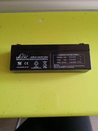 bateria recargable