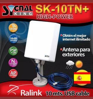Antena WiFi Largo Alcance Nueva Signalking