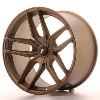 Japan Racing JR25 20x11 ET20-40 5H Blank Bronze
