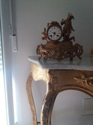 Reloj Bronce estilo Imperio