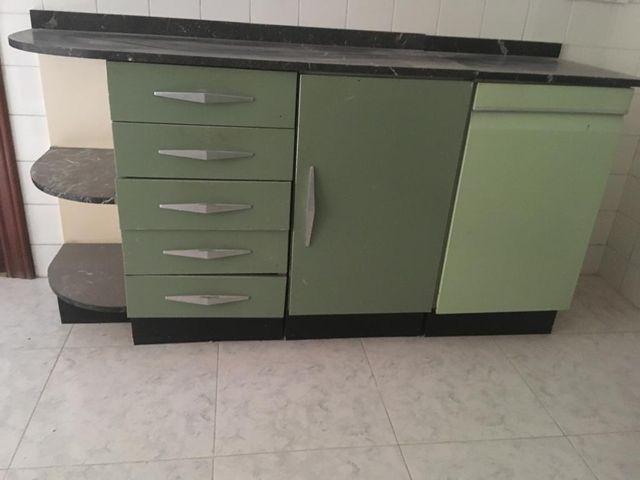 Muebles cocina vintage de segunda mano por 100 € en Gijón en ...