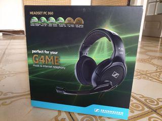 Auriculares Sennheiser PC 360 Profesional/Gaming