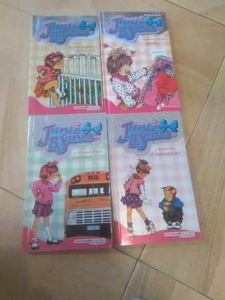 Libros Junie B Jones