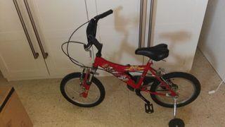 bicicleta (nueva a estrenar)