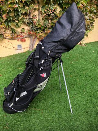 Juego palos de golf junior Wilson Staff